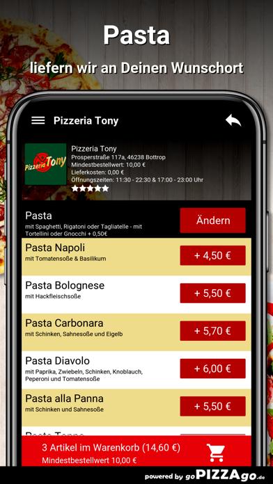 Pizzeria Tony Bottrop screenshot 6