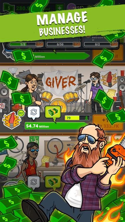 Fubar - Idle Party Tycoon screenshot-0