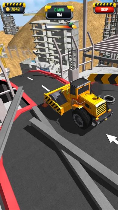 Construction Ramp Jumping screenshot 1