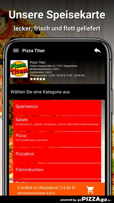 Pizza Titan Kippenheim screenshot 4