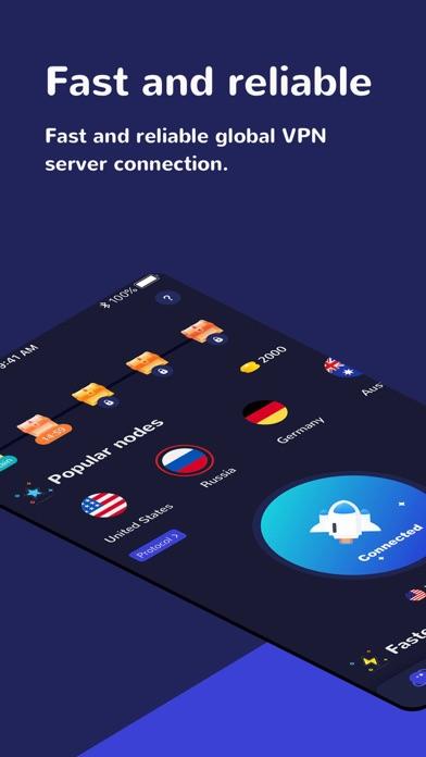 Rabbit VPN - Super Smart VPNلقطة شاشة2