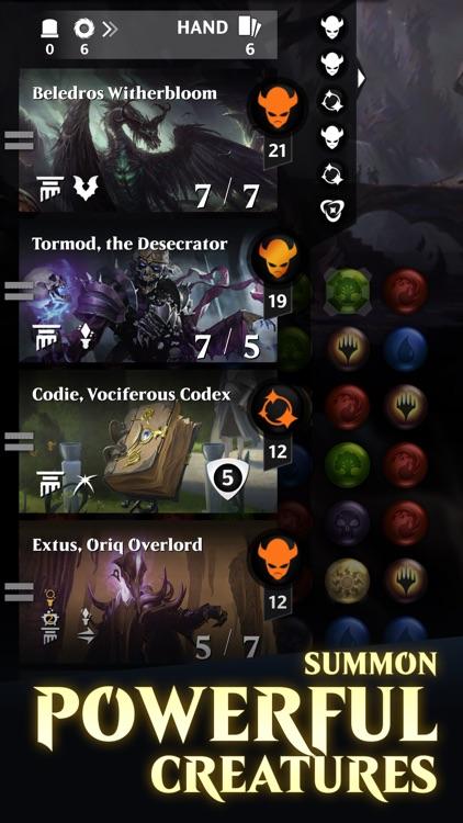 Magic: Puzzle Quest screenshot-3