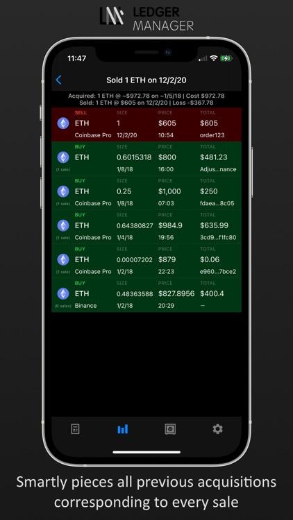 Ledger Manager screenshot-5