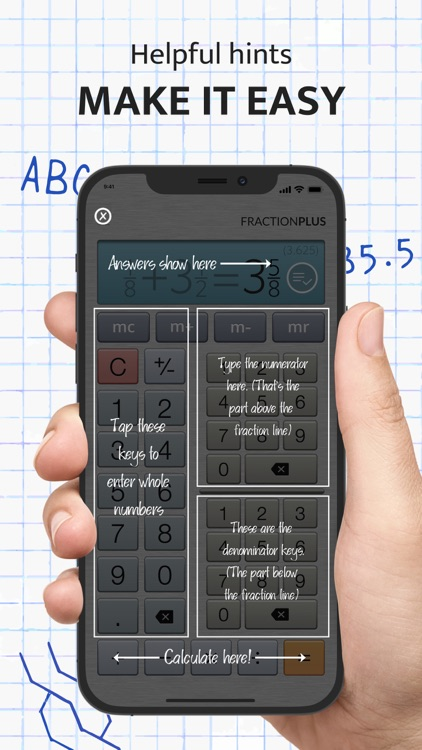 Fraction Calculator Plus - PRO screenshot-3