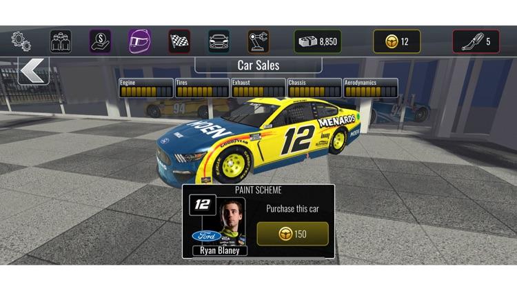 NASCAR Heat Mobile screenshot-3