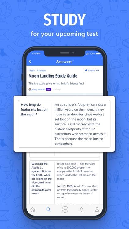 Answers - Homework Help screenshot-4