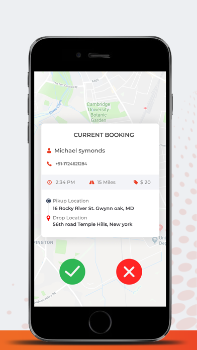 Carry Driver screenshot 3