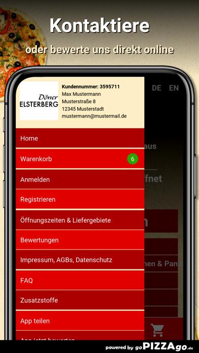 Elsterberg Pizza & Döner Haus screenshot 3