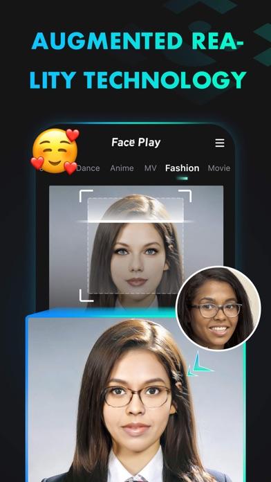 FacePlay - Face Swap Videos screenshot 2