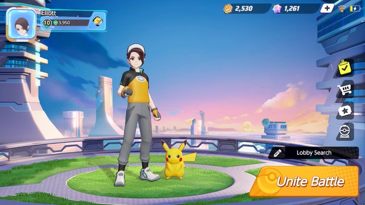 Pokémon UNITE screenshot-4