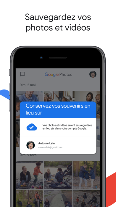 messages.download Google Photos software