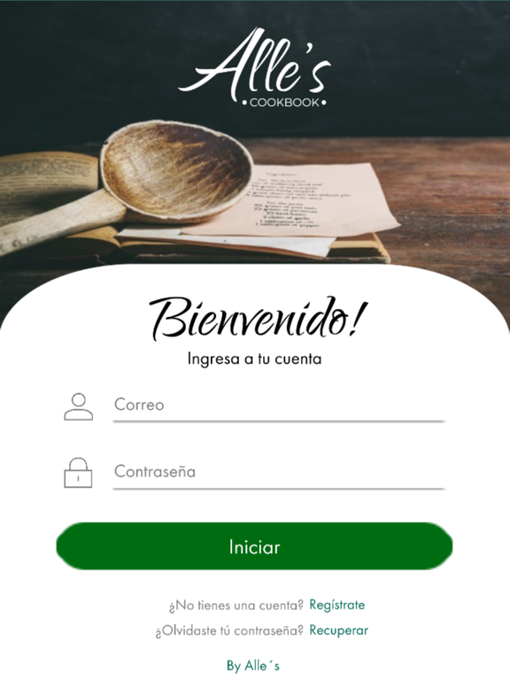 Recetario - Alle's Cookbook screenshot 9