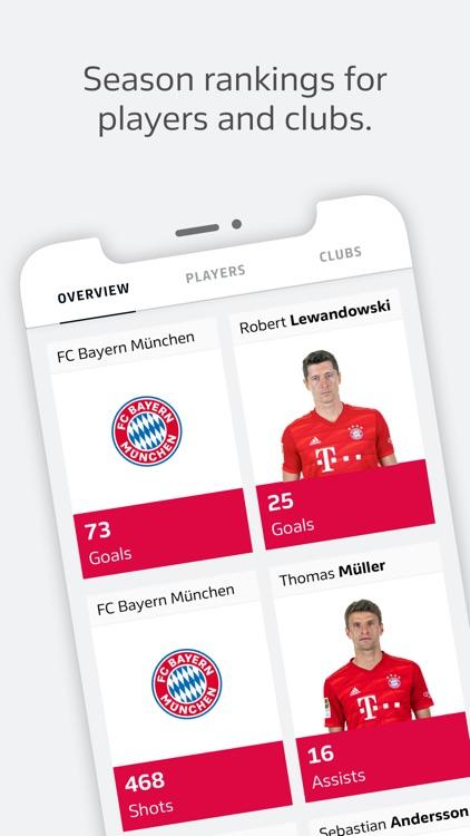 Bundesliga Official App screenshot-7