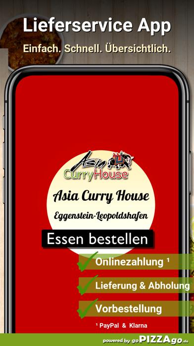 Asia Curry House Eggenstein screenshot 2
