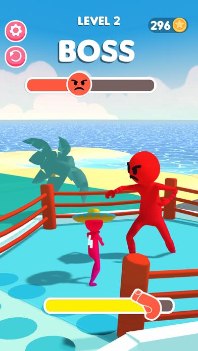 Merge Clash 3D screenshot 3