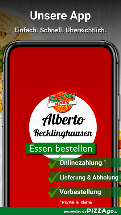 Alberto Recklinghausen screenshot 2