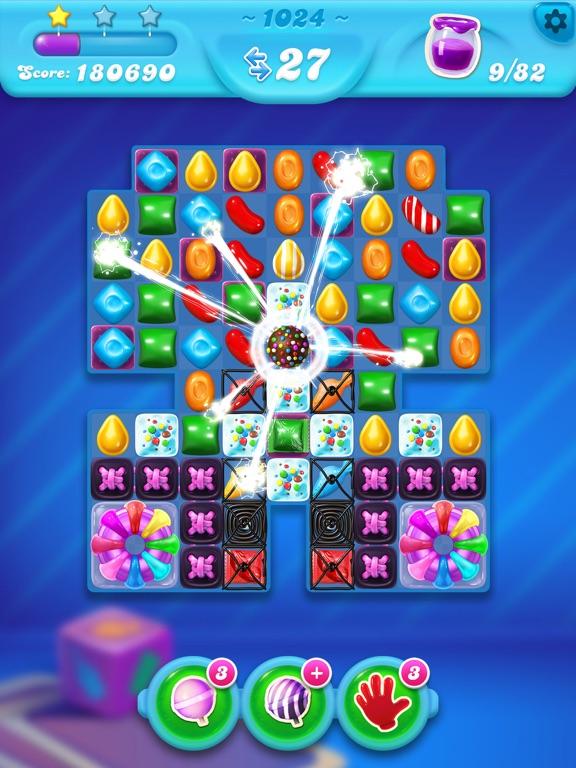 Candy Crush Soda Saga iPad app afbeelding 2