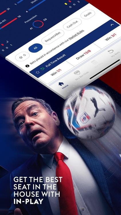 Sky Bet - Sports Betting screenshot-5
