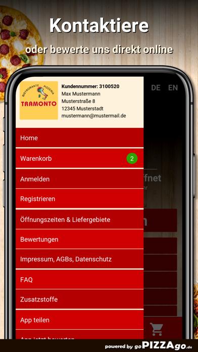 Bistrorante Tramonto Kriftel screenshot 5