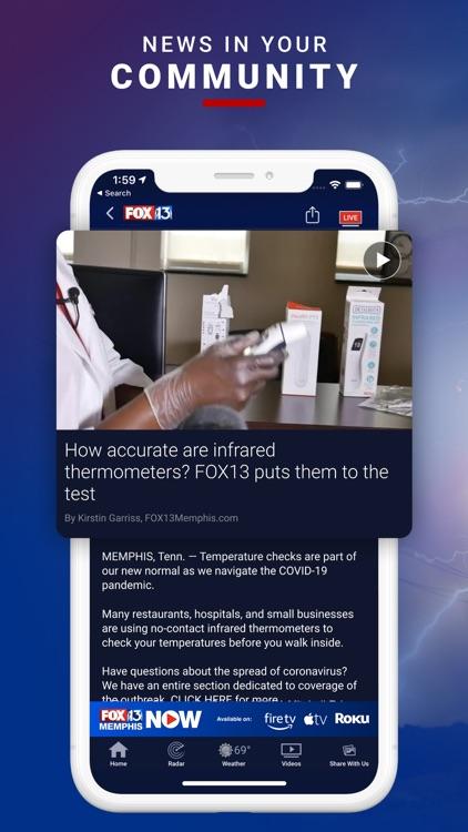 FOX13 Memphis News screenshot-3
