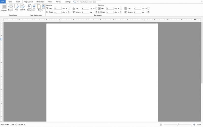 Merge Word Professional Screenshot
