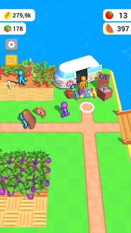 Farm Land 3D screenshot-5