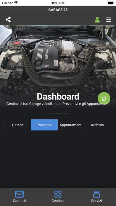 Garage 98 Screenshot