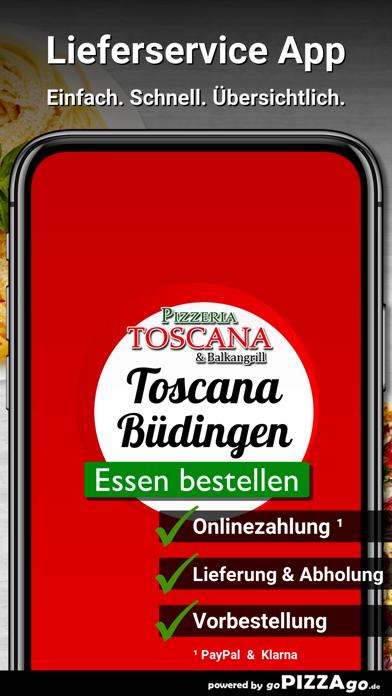 Toscana Büdingen screenshot 1