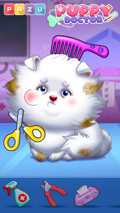 Puppy Doctor - Games For Kids free Resources hack