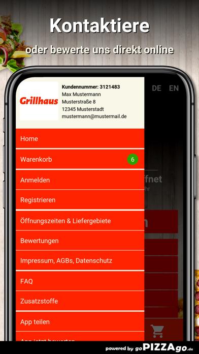 Grillhaus Langenhagen screenshot 3