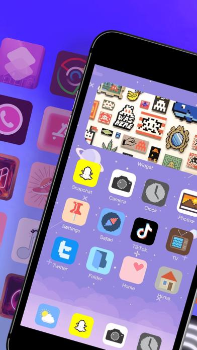 Fancy Widgets & Themes screenshot 7