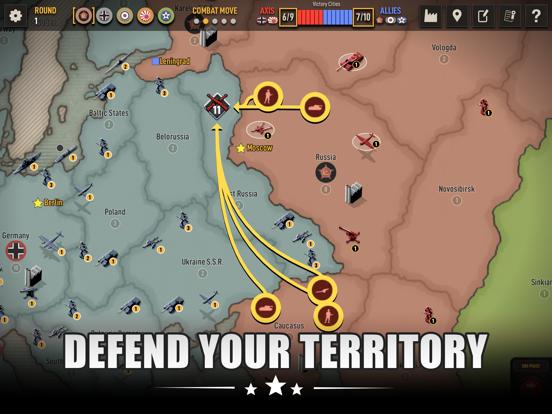 Axis & Allies 1942 Online screenshot 6