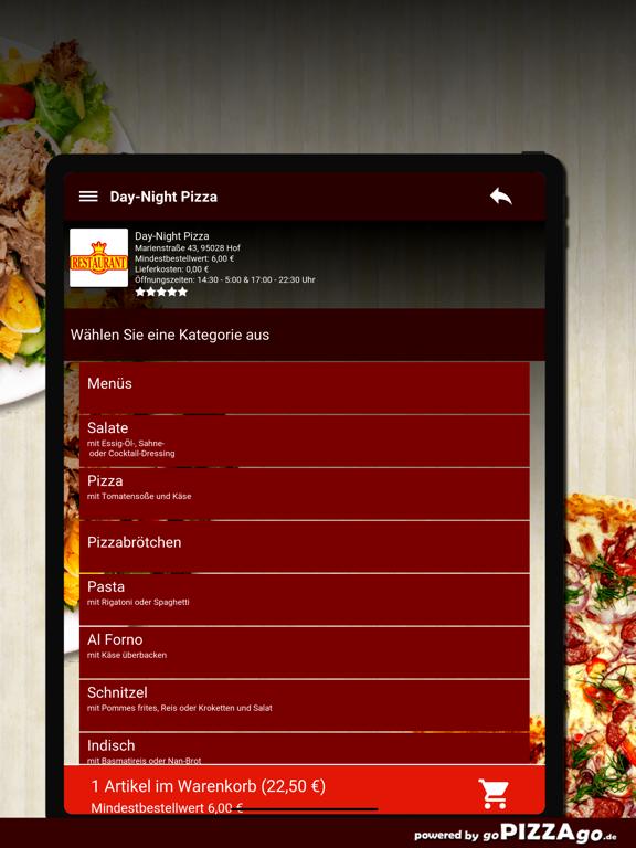 Day-Night Pizza Hof screenshot 8
