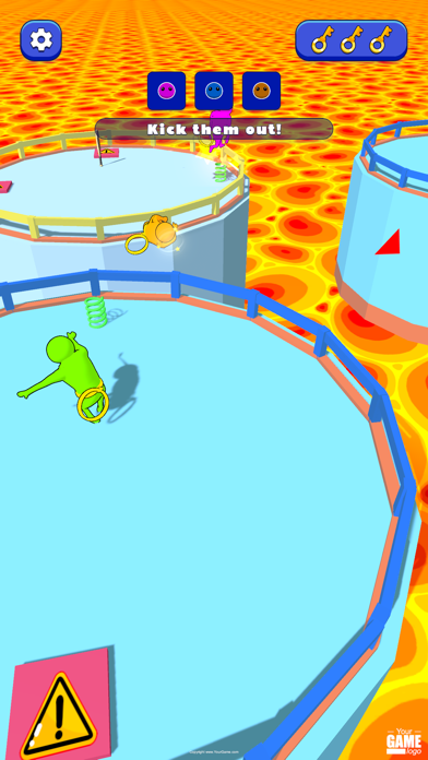Monsters Gang ! screenshot 1