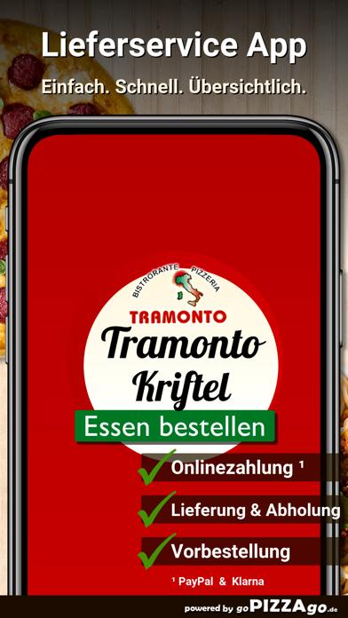 Bistrorante Tramonto Kriftel screenshot 2