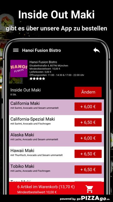 Hanoi Fusion Bistro München screenshot 6