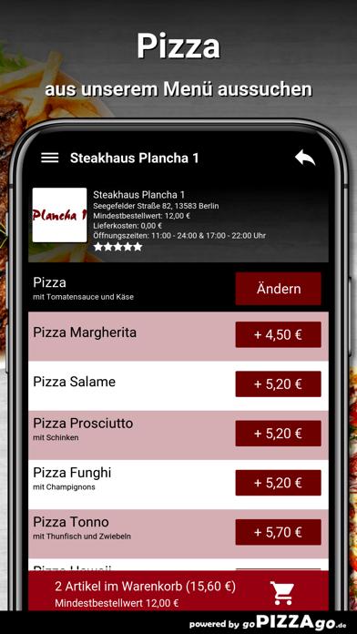 Steakhaus Plancha 1 Berlin screenshot 5