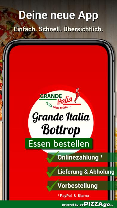 Pizzeria Grande Italia Bottrop screenshot 1