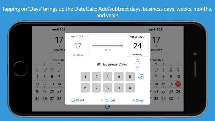 Time Jump - Date Calculator screenshot-3
