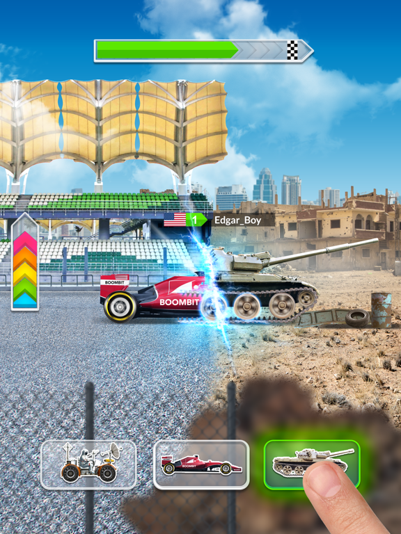 Multi Race: Match The Car screenshot 9