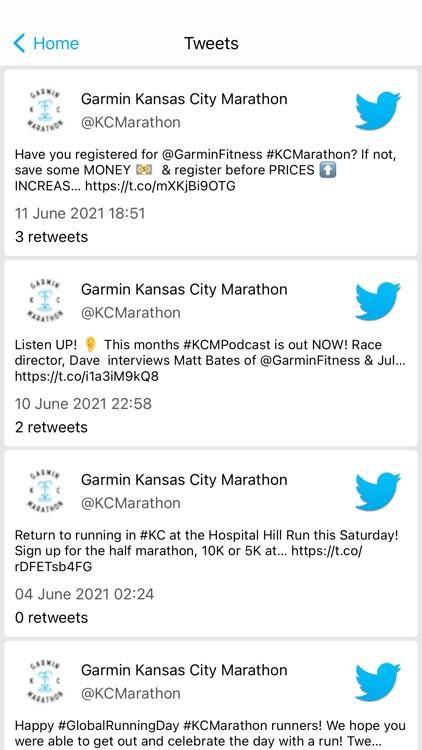 Garmin Kansas City Marathon screenshot-6