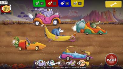 Jungle Race Digital screenshot 2