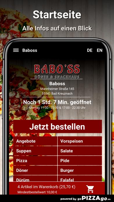 Baboss Bad Kreuznach screenshot 2