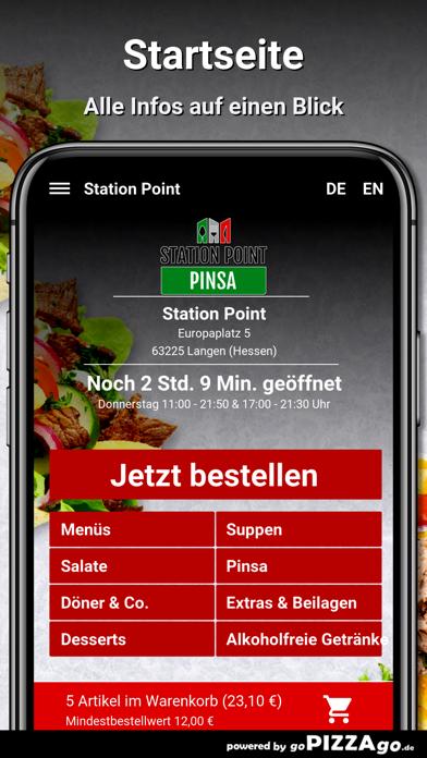 Station Point Langen (Hessen) screenshot 2