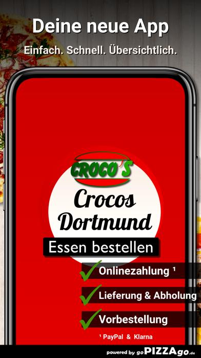 Crocos Pizza Dortmund screenshot 1