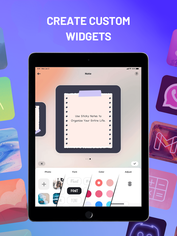 Fancy Widgets & Themes screenshot 16