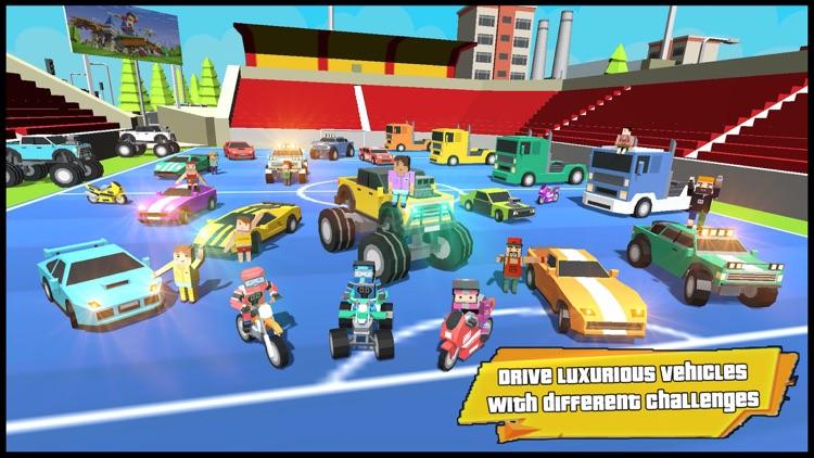 Dude Gang Wars - Mafia Crime screenshot-5