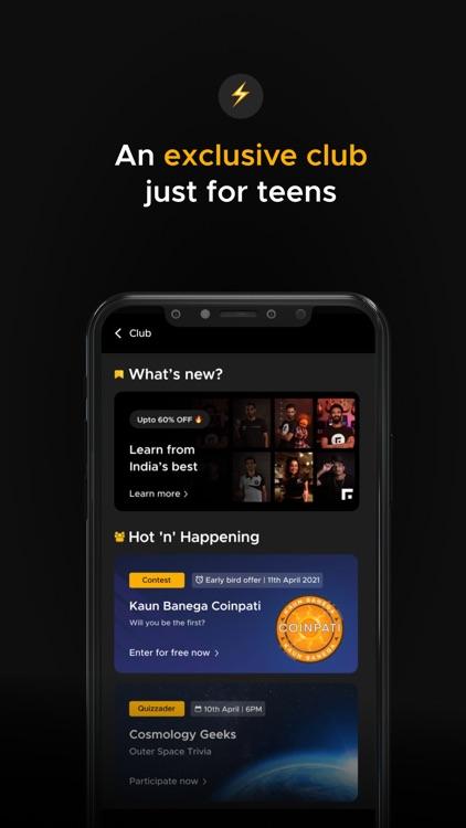 FamPay - Card for teens screenshot-3
