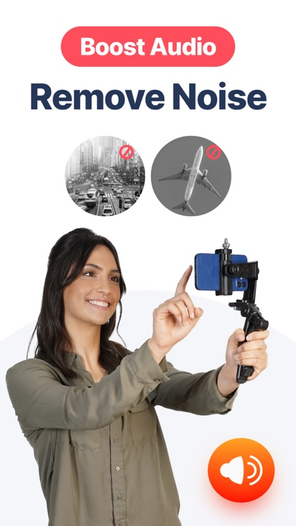 Video teleprompter & captions
