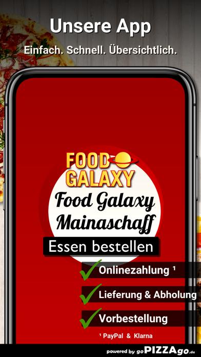 Food-Galaxy Mainaschaff screenshot 1